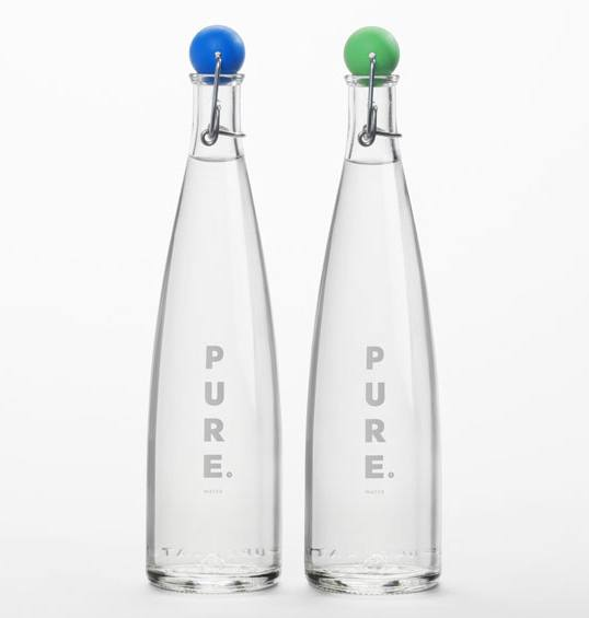 Pure Water and Camino Restaurant London