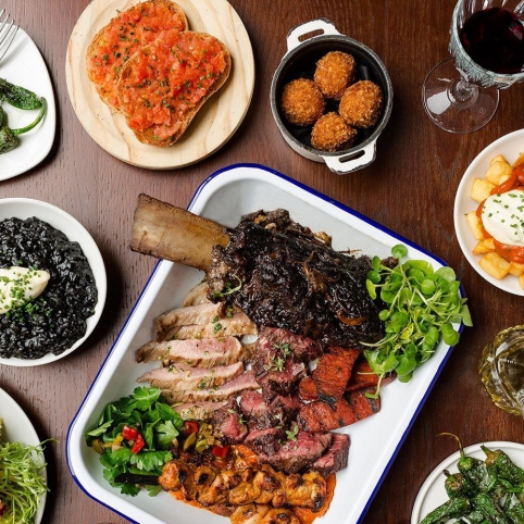 Weekend Feasts at Camino London